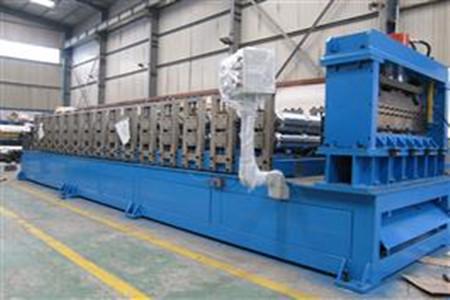 Máquina Laminadora de Rodillos Perfiles de Acero