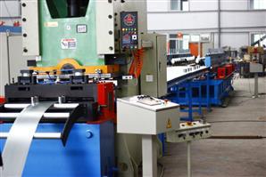 Máquina Perforadora De Chapa Metálica