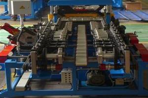 Máquina De Laminación De Rodillos Para Remolque
