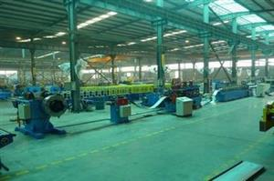 Window/Door Frame Roll Forming Machine/Line