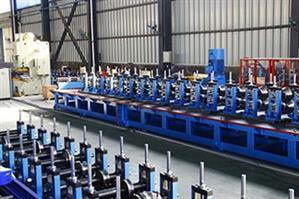 Multifunctional Roll Forming Line